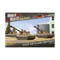 M109 Field Artillery Battery (x3 Plastic)