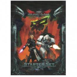 Warhammer 40K Roleplay Wrath Glory Starter Set
