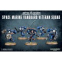 SPACE MARINE VANGUARD VETERAN SQUAD 2020