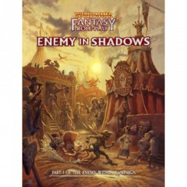 Warhammer Fantasy Enemy in Shadows Vol 1