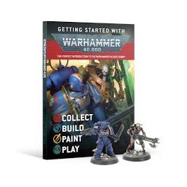 GETTING STARTED WITH WARHAMMER 40K 2020