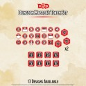 Dungeon Master Token Set (46 tokens)