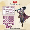 Bard Token Set (Player Board and 22 tokens)