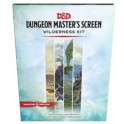 DandD Dungeon Masters Screen Wilderness Kit