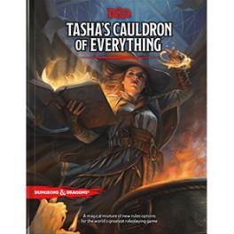 DandD Tasha's Cauldron of Everything