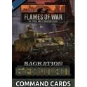 Bagration German Command Cards