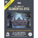 D&D Original Adventure - The Temple of Elemental Evil