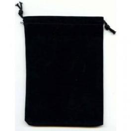 Saco de Dados 15x10cm Black
