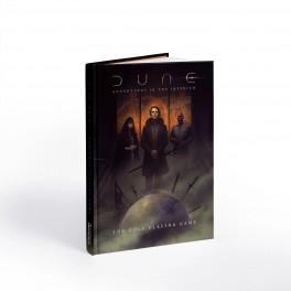 Dune Adventures in the Imperium Core Rulebook