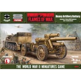 15cm Heavy Artillery