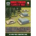 Machine Gun Bunkers