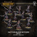 Cryx Satyxis Blood Witches