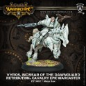 Retribution Epic Warcaster Cavalry Vyros Incissar