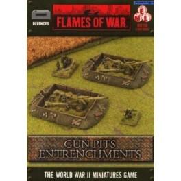 Gun Pits - Entrenchments