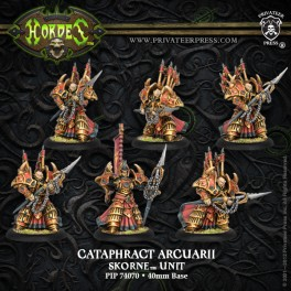 Skorne Cataphract Arcuarii - 6