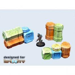 Cargo Crates Set 2