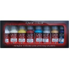 Game Color Estojo de 8 Cores Jogo de elfos