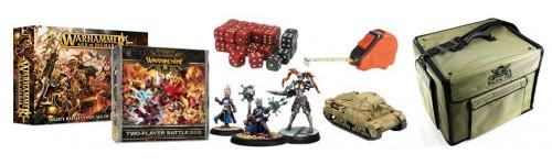 Wargames & Miniaturas
