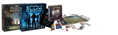 Fantasy Flight Board Games